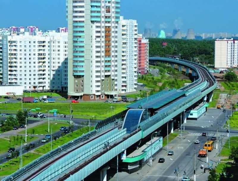 245 км легкого метро построят