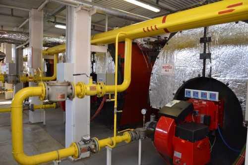 Новая газовая котельная будет построена в Воскресенском районе к ноябрю